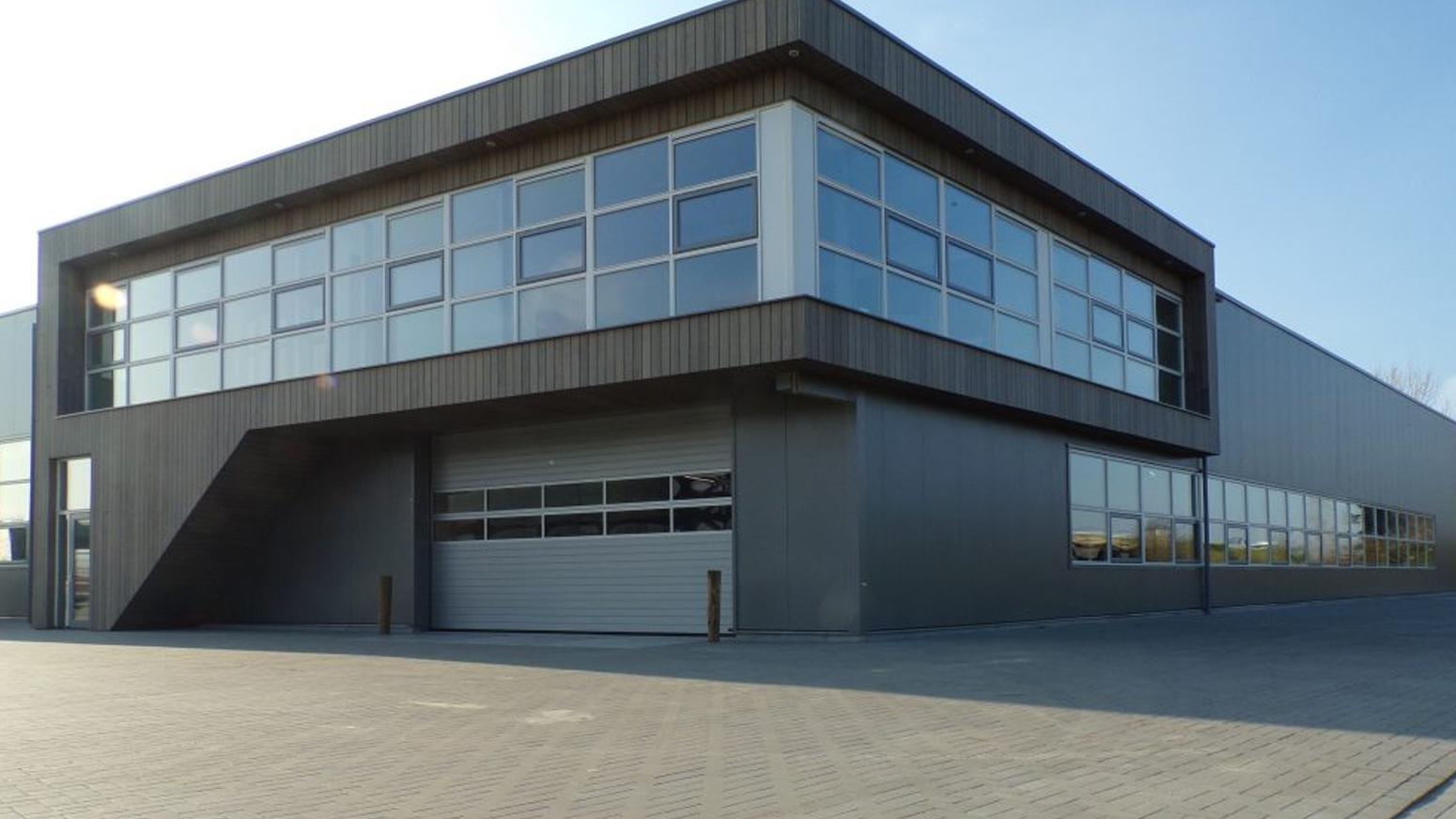 Gebouw Van Timmerfabriek De Mol B.V.