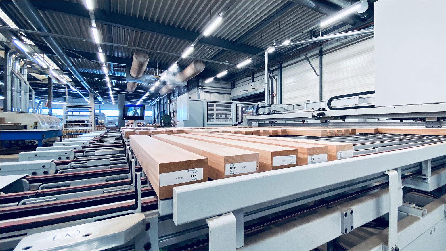 Werkplaats Timmerfabriek Jongbloed Winschoten B.V.