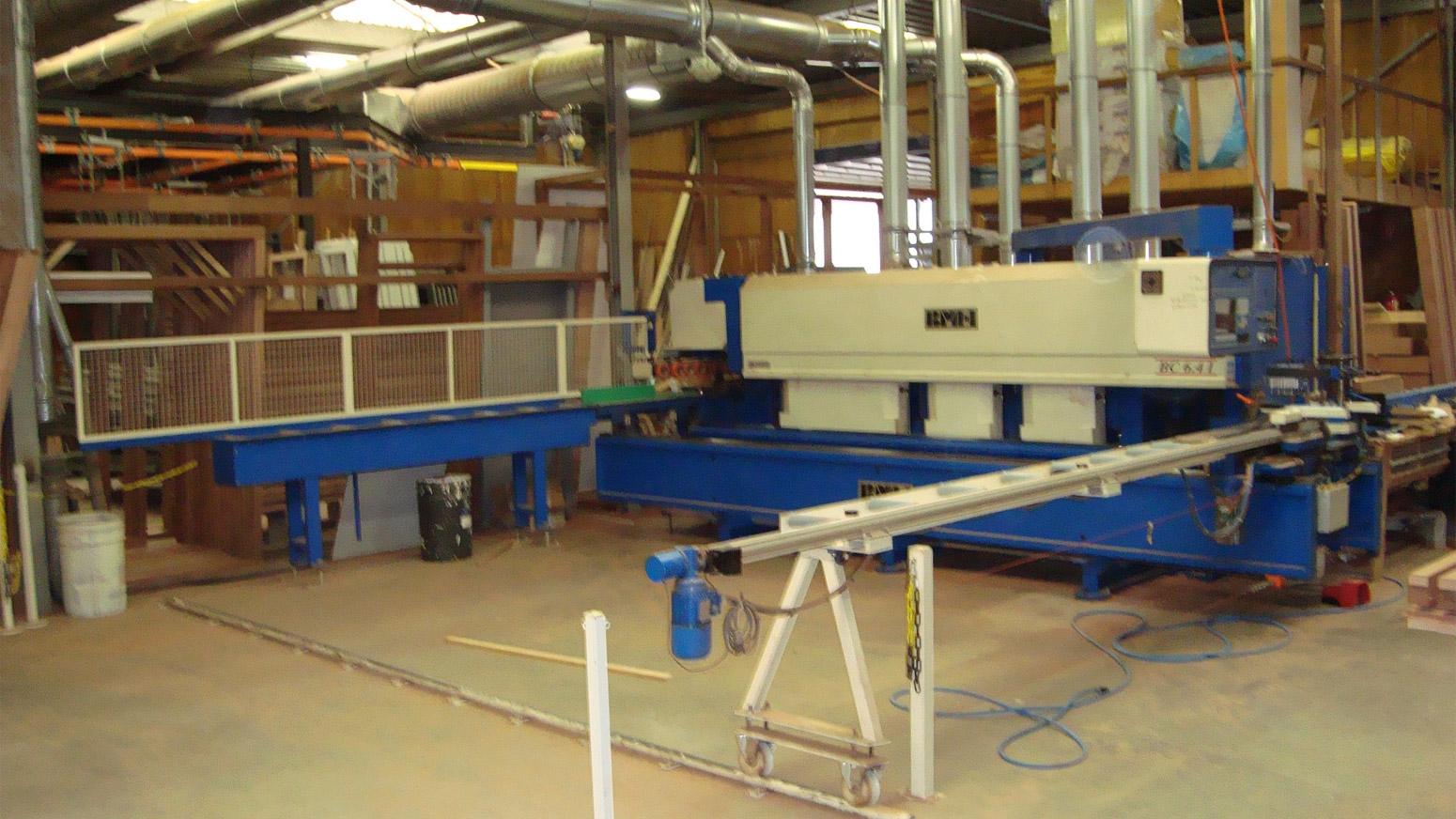 Werkplaats Timmerfabriek Lancel B.V. In Hoogerheide