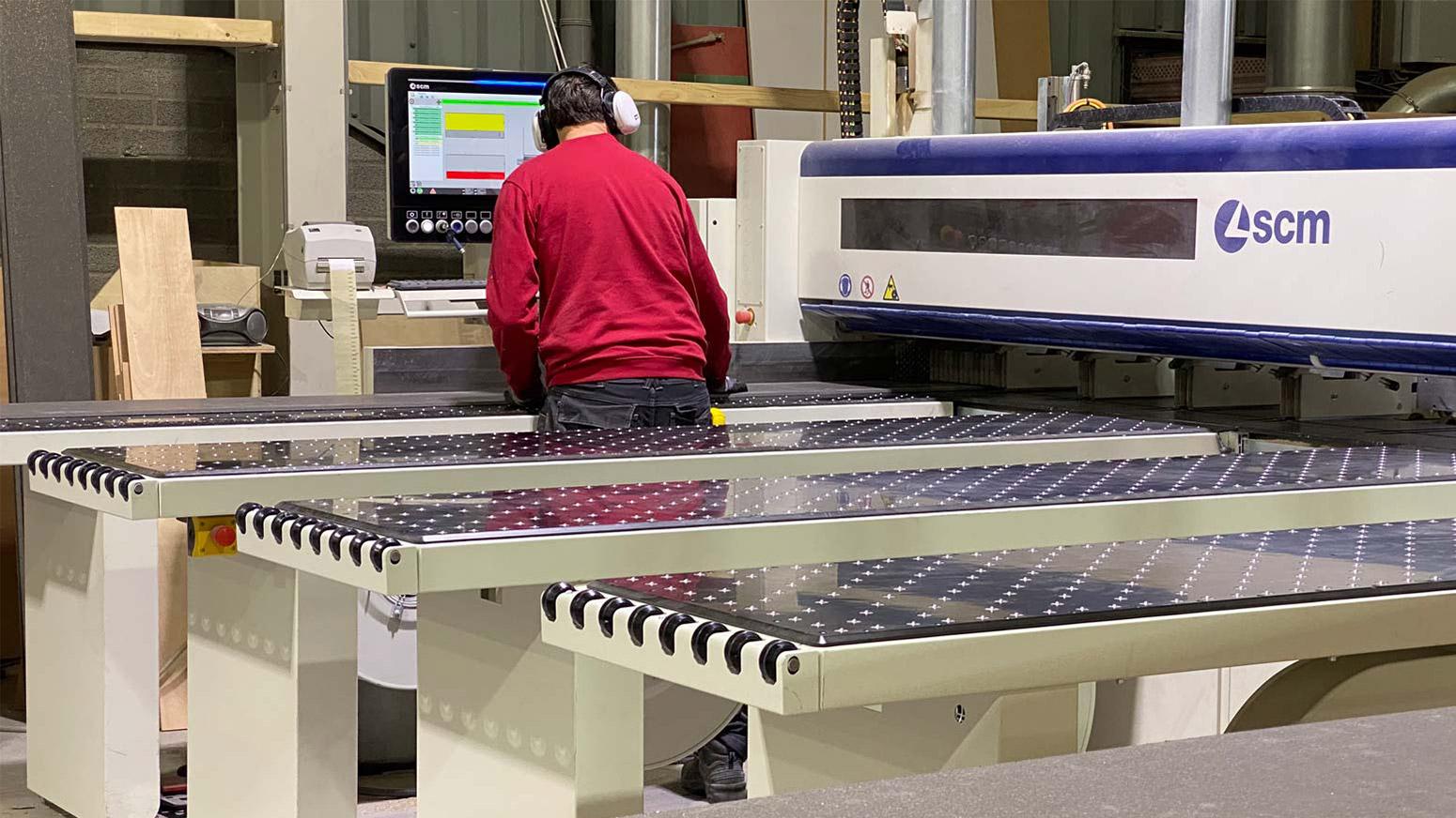 Werkplaats Timmerfabriek Oomkens B.V. Middelstum