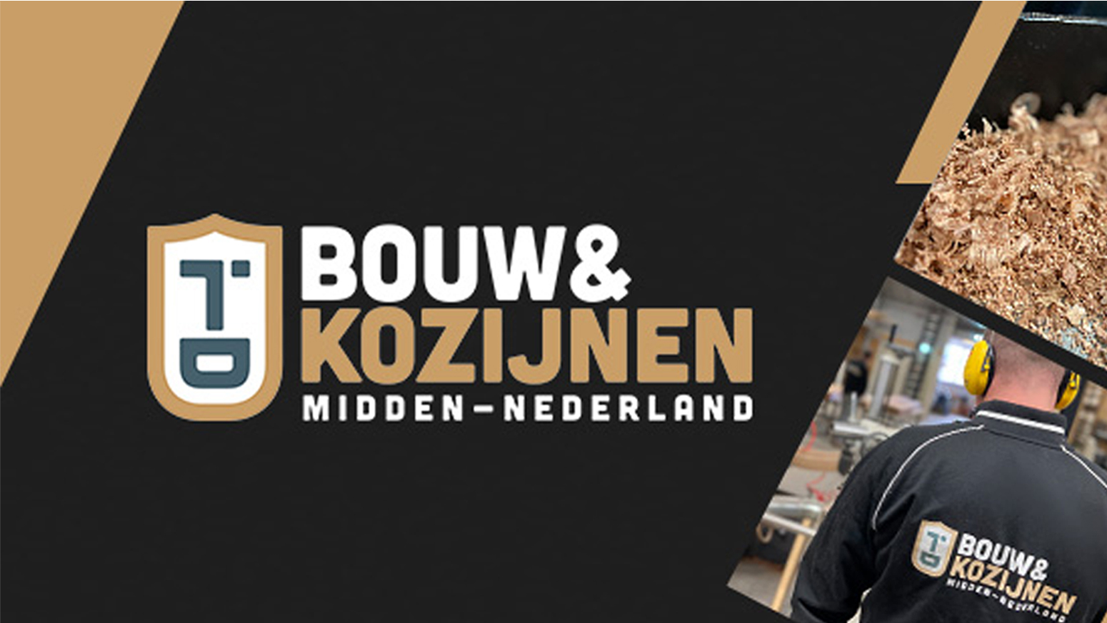 Banner Bouw & Kozijnen Midden Nederland in IJsselstein
