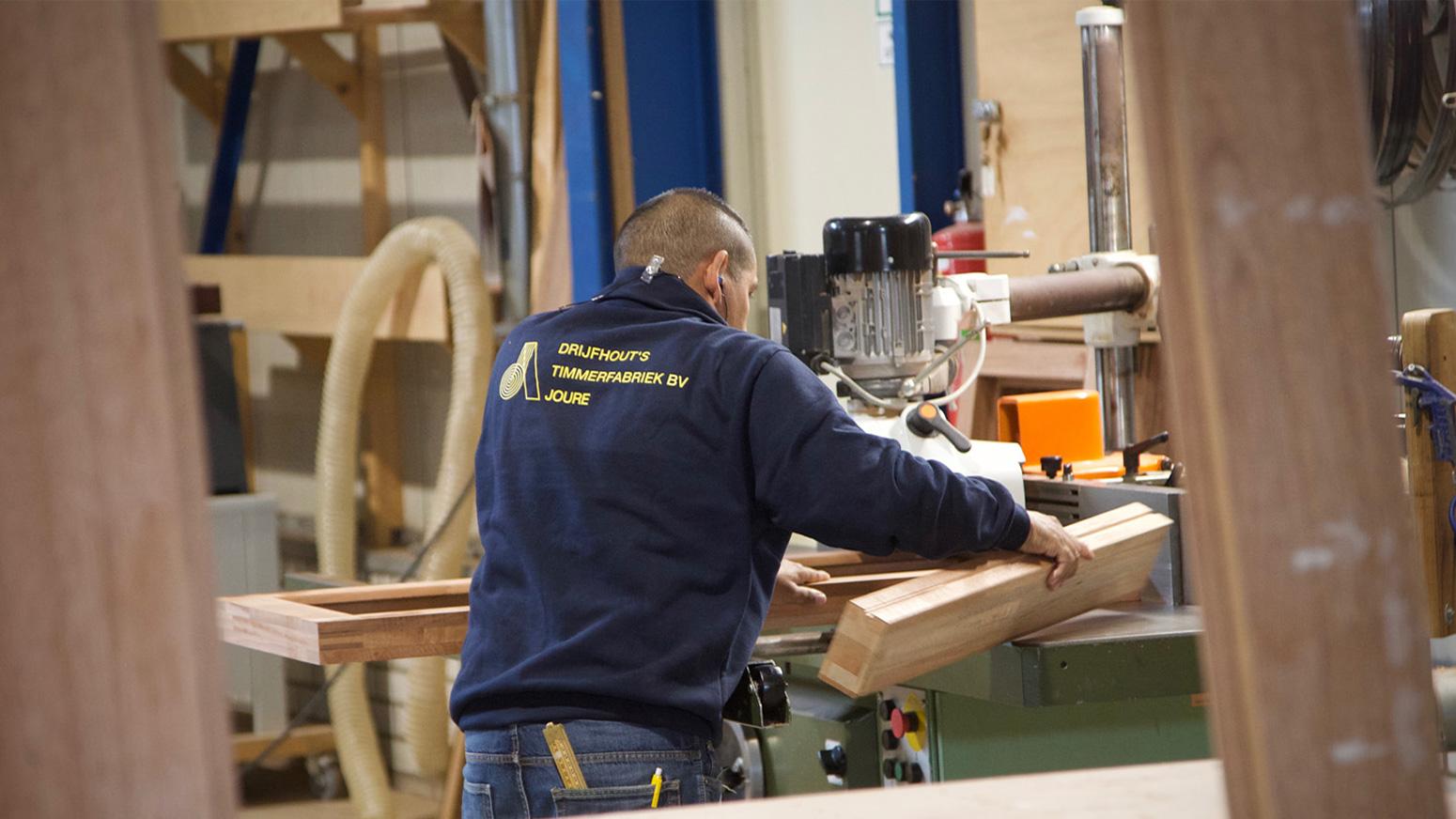 Werkplaats Drijfhout's Timmerfabriek BV