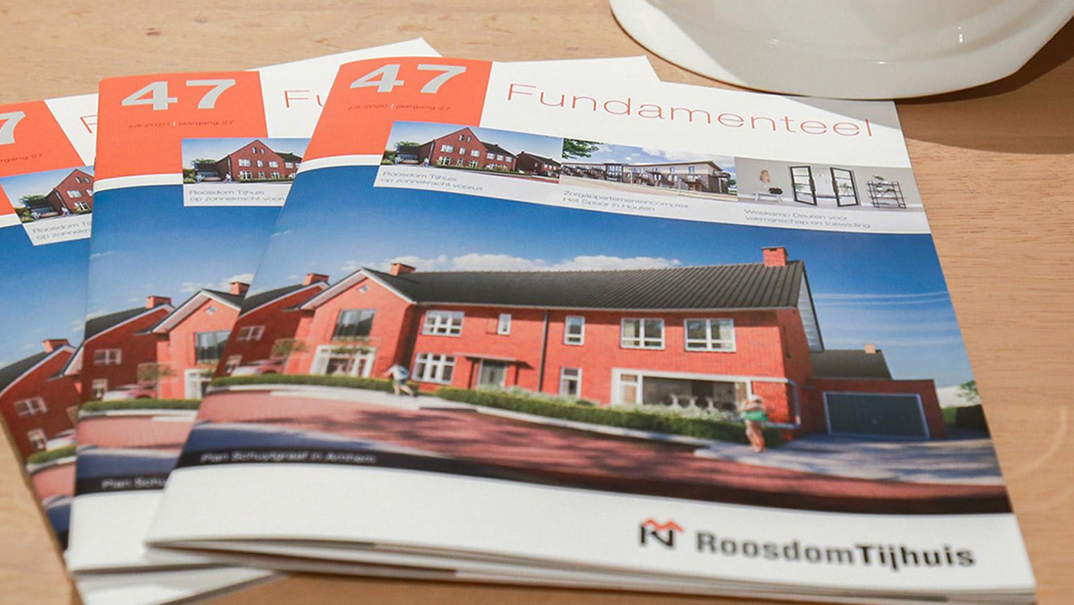 Tijdschrift van Roosdom Tijhuis Rijssen