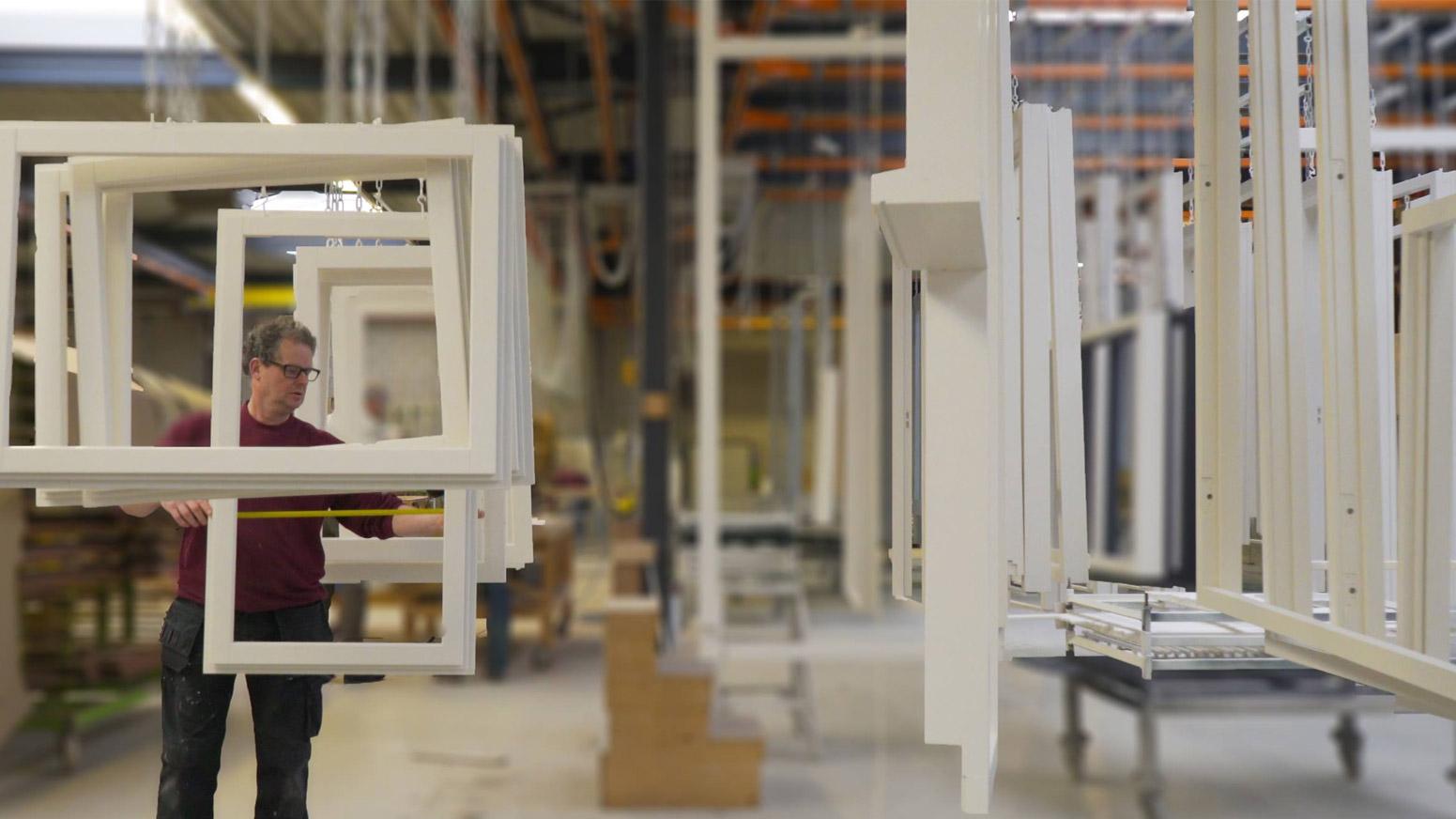 Werkplaats Timmerfabriek Schouten B.V. Zwaagdijk