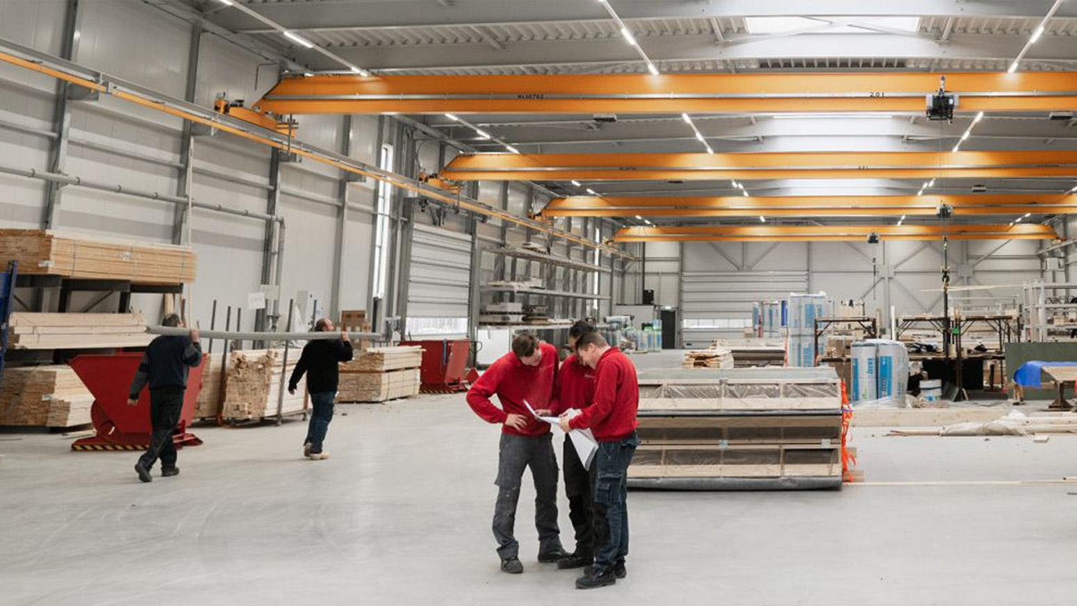 Werkplaats Timmerfabriek Ter Harmsel B.V. Rijssen