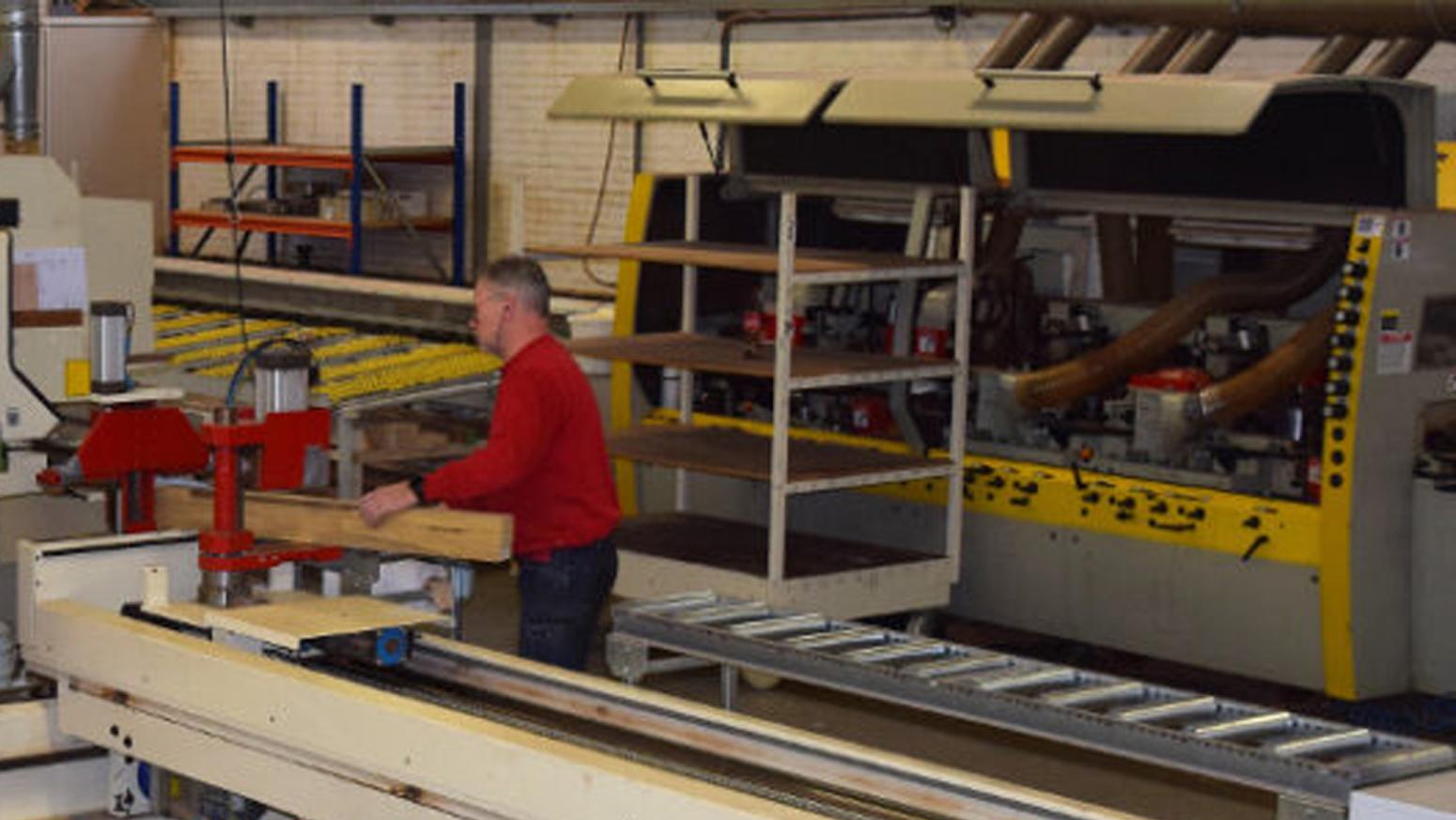 Werkplaatst Troost Timmerfabriek B.V.